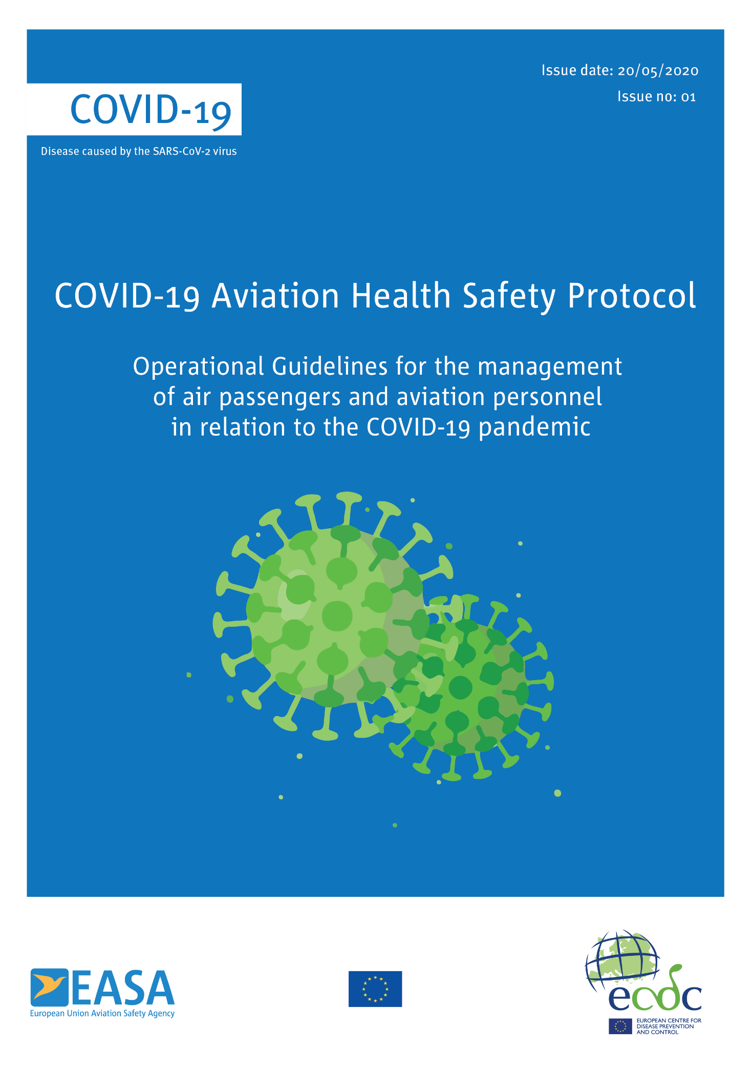 COVID-19 Aviation Health Safety Protocol | EASA