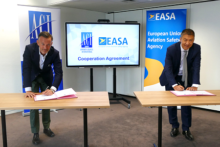 Cooperation Agreement ACI & EASA