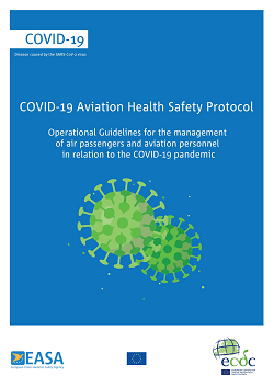 EASA ECDC COVID-19 Aviation Health Safety Protocol