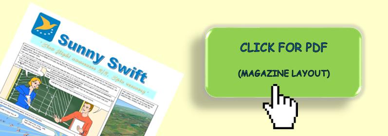 EASA Sunny Swift: Flight Instructor - Issue 27 (EN)