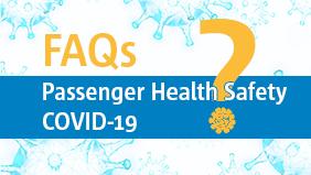 Passenger FAQs COVID-19