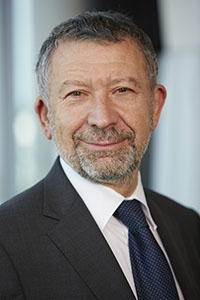 Luc Tytgat, Strategy & Safety Management Director, EASA