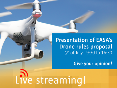 Drones workshop 2017 - news item