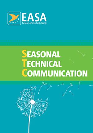 Seasonal Technical Communication - cover - spring
