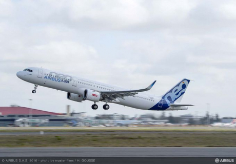 Airbus Single Aisle - Certification of the A321-251N