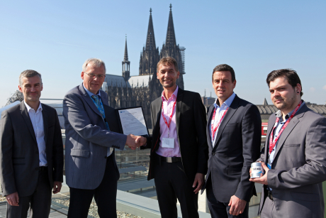 EASA certifies first Long Range Underwater Locator Device designed and manufactured in Europe