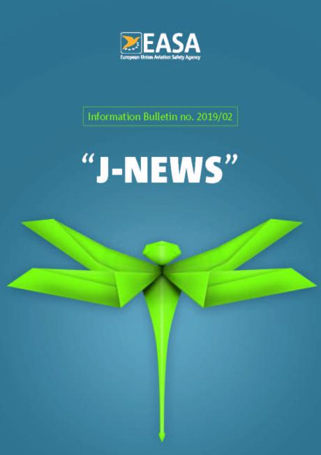 02 >> J News 2019 02 Design Organisation Approvals Easa