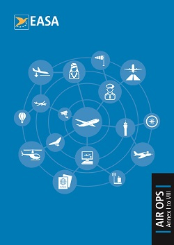 EASA published a revision of the Easy Access Rules for Air
